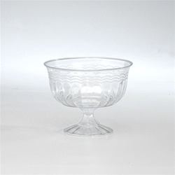 EMI Yoshi Resposable Dessert Cup Clear - 8 Oz.