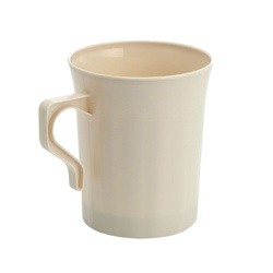 EMI Yoshi Resposable Bone Coffee Mug - 8 oz.