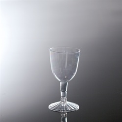 EMI Yoshi Wine Glass 2 Pieces Retail Pack - 5 Oz.