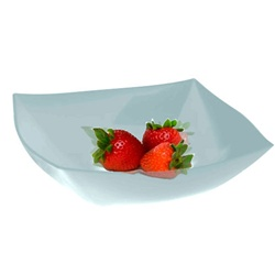 EMI Yoshi Square Serving Bowl Clear - 128 Oz.