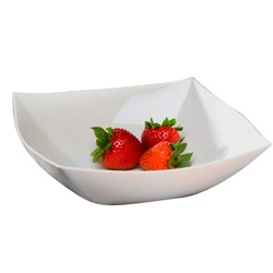 EMI Yoshi Square Serving Bowl White - 128 Oz.