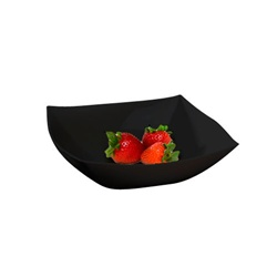 EMI Yoshi Square Serving Bowl Black - 32 Oz.