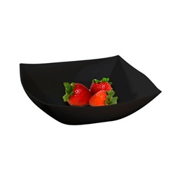 EMI Yoshi Square Serving Bowl Black - 64 Oz.