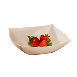 EMI Yoshi Square Serving Bowl Bone - 64 Oz.