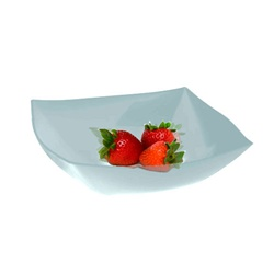 Disposable Clear Plastic Bowls - 64 Oz.