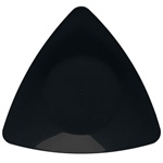 EMI Yoshi Triangle Dinner Plate - Black