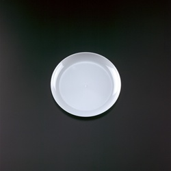 EMI Yoshi Clear Wear Dessert Plate White - 6 in.