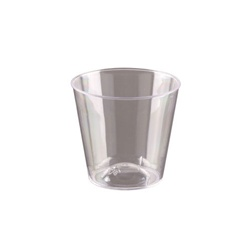 EMI Yoshi Small Wonders Clear Ware Shot Glass - 2 Oz.