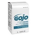 Gojo Ultra-Mild Antimicrobial Soap, 2000 ml Package, Amber, Lotion