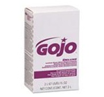 Gojo Pink Lotion Fresh and Clean Floral Scent 2000 ml Package Deluxe Soap