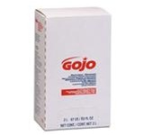 Gojo Natural Orange 2000 ml Bag-In-Box Pumice Gel Hand Cleaner