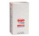 Gojo Natural Orange 5000 ml Large Bag-In-Box Pumice Gel Hand Cleaner