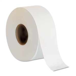 Jumbo Jr. Bathroom Tissue Roll - 9 in. x 1000 ft.