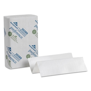 Multifold White Paper Towels - 9.25 in. x 9.4 in.
