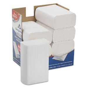 Professional Series Premium M-Fold Paper Towels - 9.4 in. x 9.2 in.