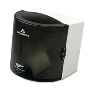 Center Pull Hand Towel Smoke Dispenser - 10.87 in. x 10.38 in. x 11.5 in.