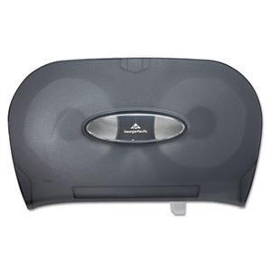 Two-Roll Bathroom Tissue Smoke Dispenser - 13.56 in. x 5.75 in. x 8.63 in.