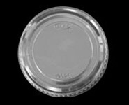 2 Oz Clear Portion Cup Lids
