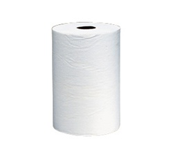 Scott Roll Towels, 1 Ply, 8in.Wx800ft.L, White, Hard Roll