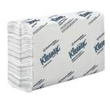 Kleenex C-Fold White 1 Ply 10.25 in. W x 13.5 in. L Folded Towels
