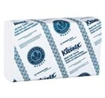 Kleenex Multi-Fold White 1 Ply 9.25 in. W x 9.5 in. L Folded Towels