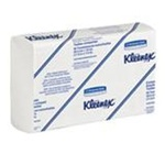 Kleenex White 7.5 in. W x 11.6 in. L Slimfold Towels