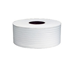 Scott JRT Jr. Roll Bathroom Tissue, 2 Ply, 3.7in.Wx1000ft.L, White, Jr Jumbo Roll