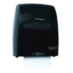 Insight SaniTouch Roll Towel Smoke Dispenser - 12.67 in. x 16.1 in. x 10.2 in.