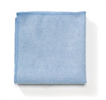 Microfiber Blue Reuse Cleaning Cloth - 16 in. x 16 in.