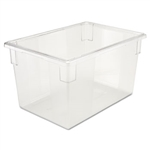 Clear Food and Tote Boxes - 21.5 Gal.