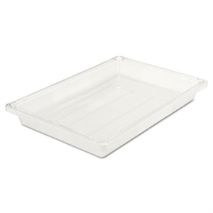 Clear Food and Tote Boxes - 26 in. x 18 in.