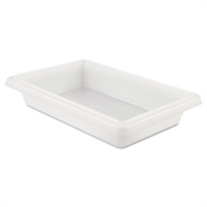 White Food and Tote Box - 2 Gal.