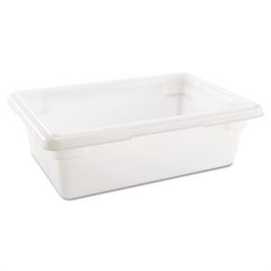 White Food and Tote Box - 3.5 Gal.