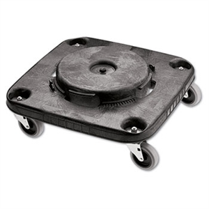 Square Brute Dolly For 28, 40, 50 Gallon Containers
