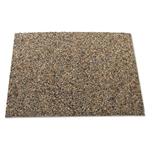 Landmark Series River Rock Aggregate Panel - 27.9 in.