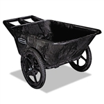Big Wheel Agriculture Black Cart - 300 lb.
