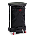 Linen Hamper Black Bag - 19.9 in. x 13.4 in.