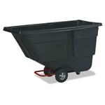 Rotomolded Tilt Black Truck - 600 lb.