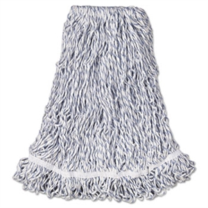 Web Foot Large White Finish Mop