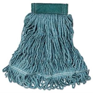 Super Stitch Looped End Medium Green Blend Mop