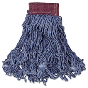Super Stitch Looped End Large Blue Blend Mop