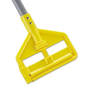 Invader Side Gate Fiberglass Gray Wet Mop Handle - 60 in.