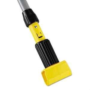 Gripper Yellow Head Fiberglass Mop Handle - 54 in.