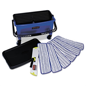 Microfiber Floor Finishing System Starter Kit