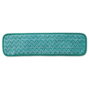 Microfiber Dry Room Green Pad - 18 in.