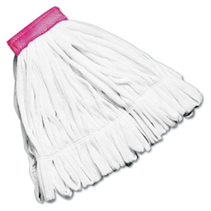 Rough Floor Medium White Wet Mop