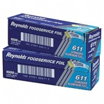 Reynolds Silver Standard 12 in. W x 1000 ft. L Aluminum Foil in Wipeable Cartons