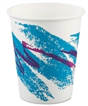 Solo Hot-Drink Cups Jazz Design 10 Oz.