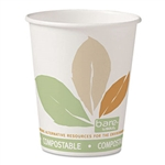 Bare Eco-Forward PLA Paper Hot Cup - 10 oz.