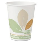 Bare Eco-Forward PLA Paper Hot Cup - 8 oz.